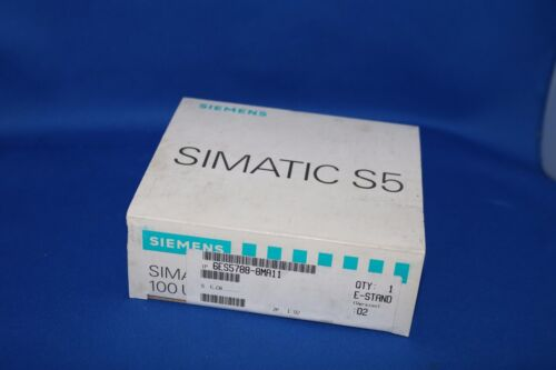 Siemens Simatic S5 6ES5788-8MA11 6ES5 788-8MA11 SIMULATOR IN OUT OVP SEALED