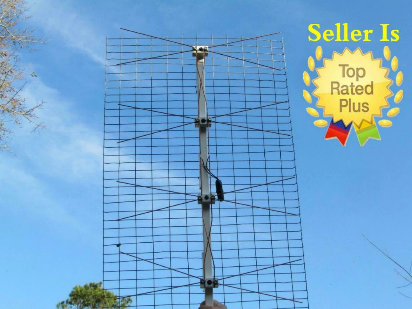The Ultimate Outdoor HD TV Antenna. Available Now for 95.00