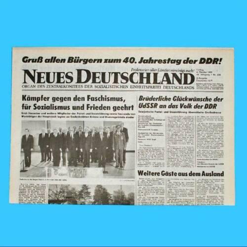 35 36 ZK DDR Neues Deutschland Juni 1987 Geburtstag Hochzeit 32 37 34 33