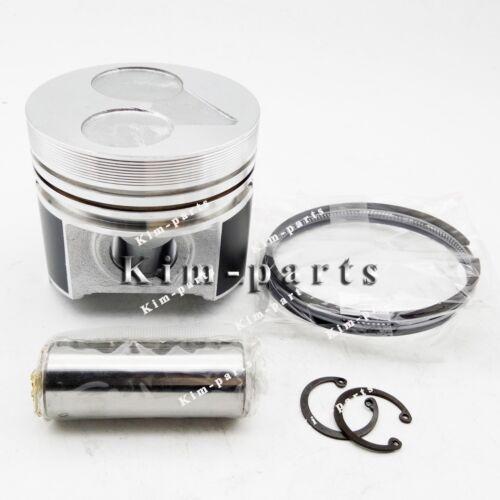 1Sets STD Piston /& Rings for Kubota D1803 Engine