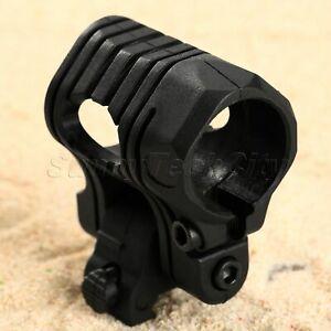 1-034-25-4mm-5-Position-Flashlight-Torch-Laser-Scope-Mount-Ring-20mm-Picatinny-Rail