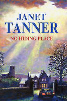 Tanner, Janet, No Hiding Place, Very Good Book