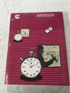 Cummins NT/N14 Series Engines Repair Time Manual | eBay