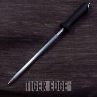 Knife Sharpening Rod | 12 Blade Honing Stick With Keyring