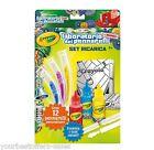 Crayola Marker Maker Kids Crafts Supplies Refill Crayons Craft Kits Colorful New