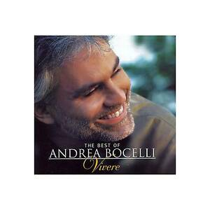 cd the best of andrea bocelli vivere