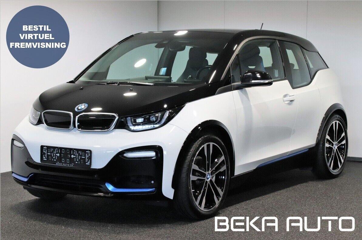 BMW i3s  aut. 5d - 229.800 kr.