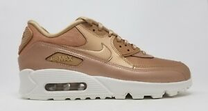 Details about 896497 902 Nike Womens Air Max 90 PRM W Mtlc Red BronzeWhite