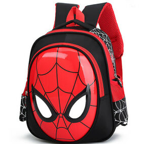 Details about 3D Spiderman Backpack waterproof kids school bag - Best Price  Ebay 2019 !!!!