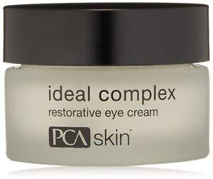 PCA SKIN Ideal Complex Restorative Eye Cream 0.5 oz - NEW