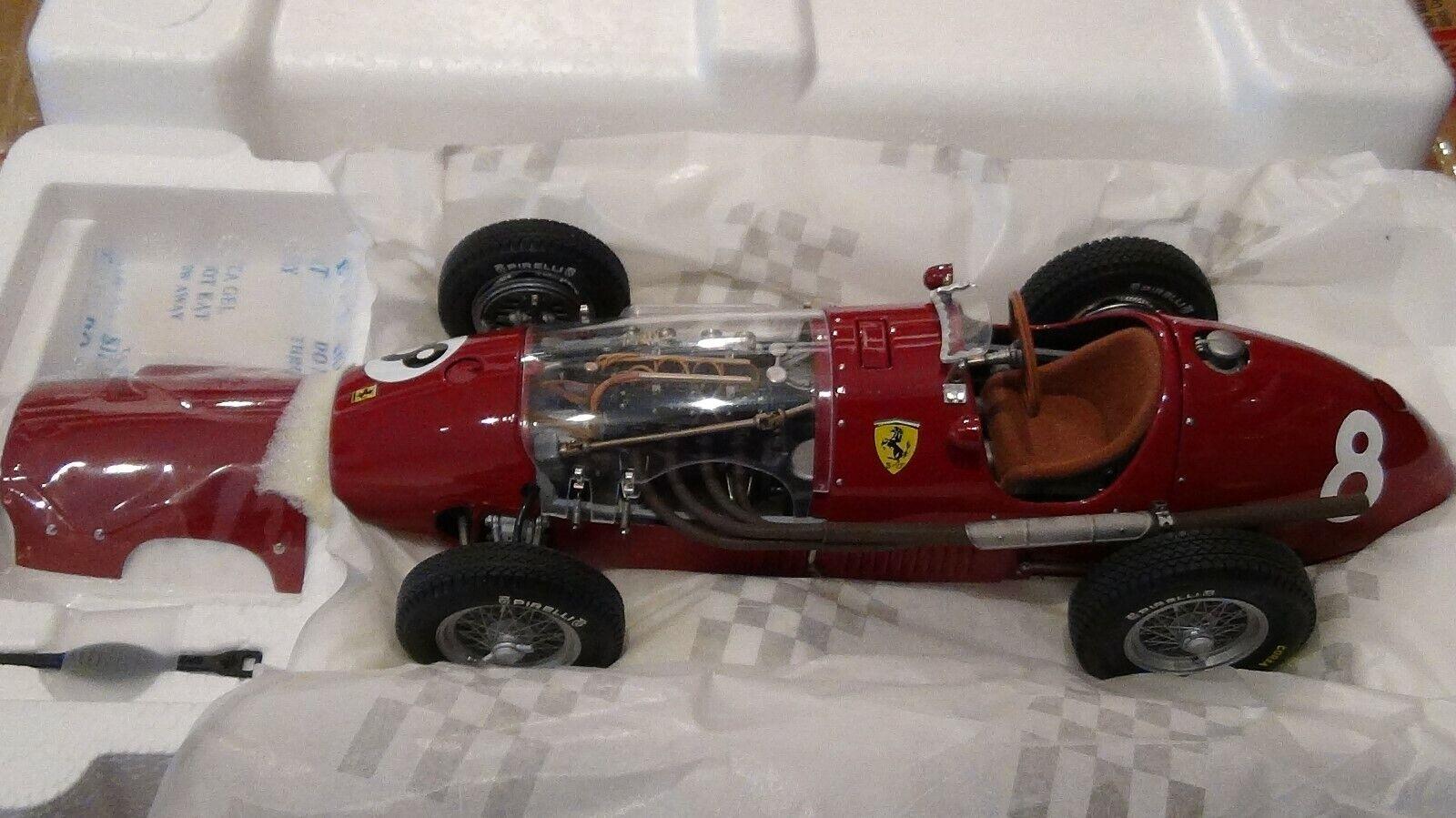 molto popolare 1 18 Mike Hawthorn, Exoto Exoto Exoto FERRARI TIPO 500 F2-British GP 1953-GPC97191-NUOVO  di moda