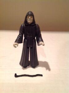 Vintage Star Wars - THE EMPEROR - 1984 - No COO -Action Figure- ROTJ