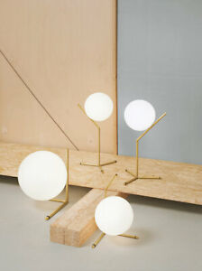 Flos Ic T Lampada Da Tavolo Design Michael Anastassiades Ebay