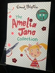 The-Amelia-Jane-Collection-Enid-Blyton-Book-PB-2013-3-Books-in-1-Naughty-Trouble