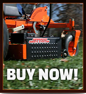Details about Advanced Chute System Heavy Duty Discharge Control System for  Zero Turn Mowers