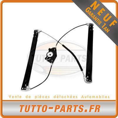Mecanisme leve vitre avant droit Vw Touareg Porsche Cayenne de 2002 a 2010 =NEUF