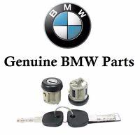 Bmw E31 840ci 850i E32 E34 E36 Ignition Lock Cylinder Tumbler With Keys on Sale