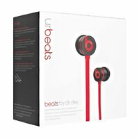 Beats by Dr Dre Urbeats  In Ear Headphones Earphone  BNIB Sealed   Black/Red