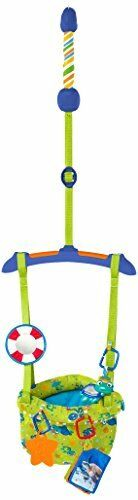 NEW Baby Einstein Sea and Discover Door Jumper Green FREE SHIPPING