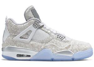Nike-Air-Jordan-4-Retro-Laser-Herren-Sneaker-Schuhe