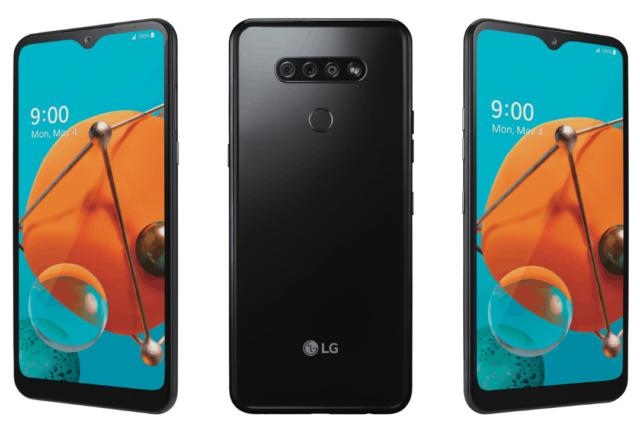 LG K51 LMK500UM3 - 32GB 6.5in  Titan Gray (Boost Mobile) A Stock