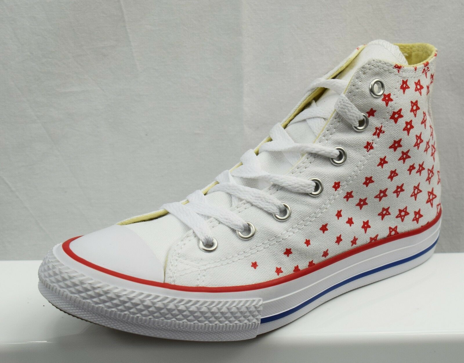 CONVERSE ALL STAR HI AMERICAN NEW  LADIES SHOES BRAND NEW AMERICAN SIZE (AP7) e27348