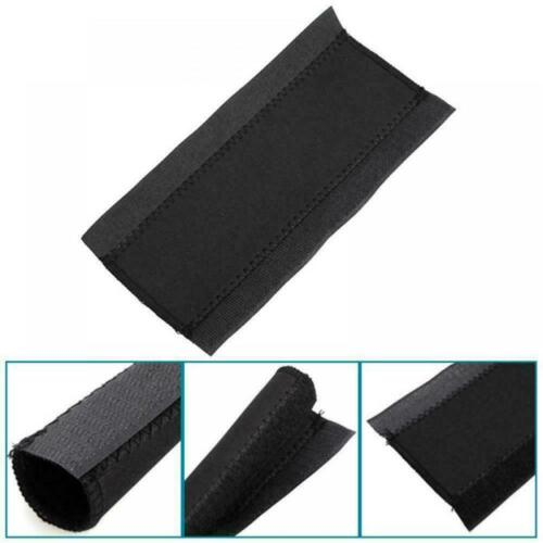 2x Cycling Bike Bicycle Frame Chain Stay Protector Pad Nylon Wrap Cover O4H8