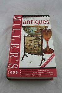 Miller-039-s-Antiques-Price-Guide-2006-by-Elizabeth-Norfolk-2005-Hardcover