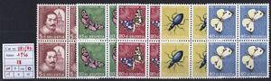 Svizzera-1956-Pro-Juventute-MNH-nn-581-585-Quartine