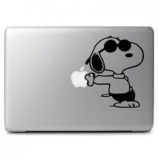 Peanut Lovely Snoopy Sunglasses for Macbook Air/Pro Laptop Vinyl Decal Sticker