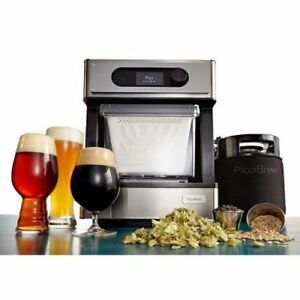 Image is loading PicoBrew-Model-C-Craft-Beer-Brewing-Appliance-w-