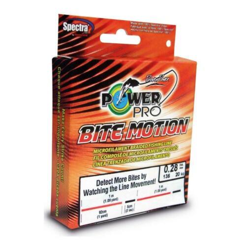 PowerPro Bite Motion Braid 150m Line ALL SIZES