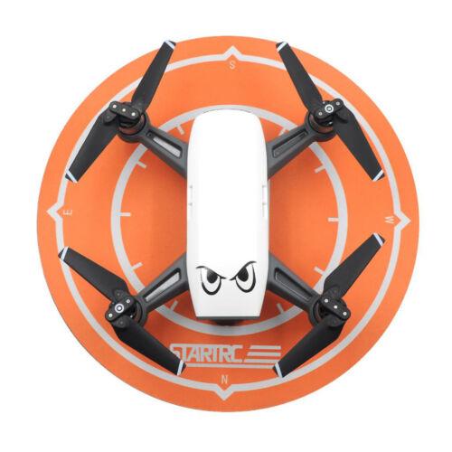 Faltbare Landeplattform Landing Pad für Dji Spark Oragne