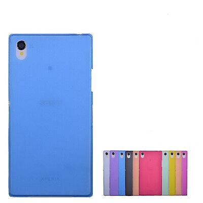 Ultra Thin Matte Clear PP Soft Case Skin For Sony Xperia Z Z1 Z2 Z3 Compact mini