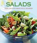 Salads: Fresh, Delicious Dishes for All Occasions by Pamela Clark (Hardback)