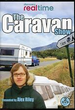 THE CARAVAN SHOW - 2 DVD BOX SET PRESENTED BY ALEX RILEY - DISCOVERY CHANNEL