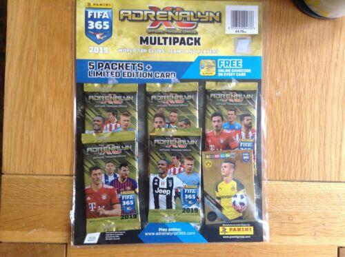 PANINI ADRENALYN XL FIFA 365 Multi Pack