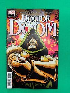 Doctor-Doom-2-Christopher-Cantwell-1st-Print-Marvel-Comics-2019