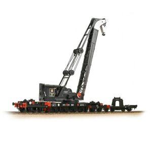 Bachmann 38-802 - Ransomes & Rapier 45T Steam Breakdown Crane BR Black (E EMB)