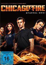 CHICAGO FIRE-STAFFEL 3 6 DVD/23FOLGEN/ NEU