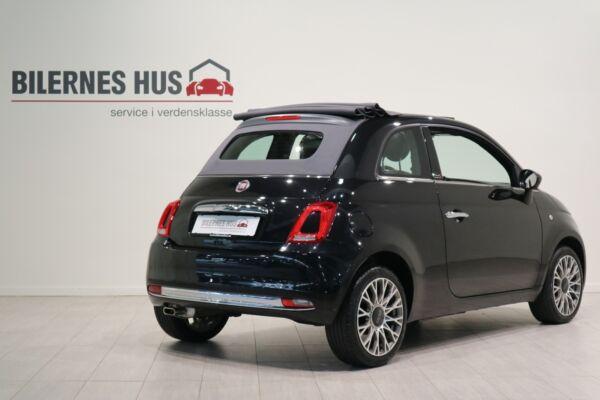 Fiat 500C 1,2 Star - billede 1