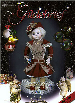 Gildebrief 1//1995 in CD format Dollmaking Antique  Dress Patterns