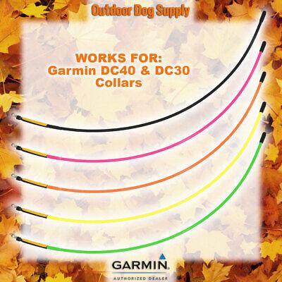 Garmin Replacement long range Antenna for DC30//DC40 GPS tracking collar 7 Pack