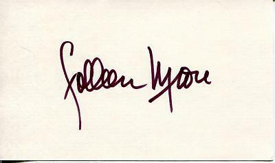 Movies Latest Collection Of Colleen Moore Autograph Silent Movie Actress In The Scarlet Letter Signed Card Moderate Price