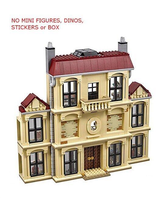 LEGO 75930 - Jurassic World - Lockwood Estate - NO MINI FIGS, DINOS   BOX