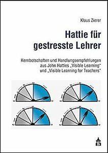 Hattie-fuer-gestresste-Lehrer-von-Klaus-Zierer-Buch-Zustand-gut