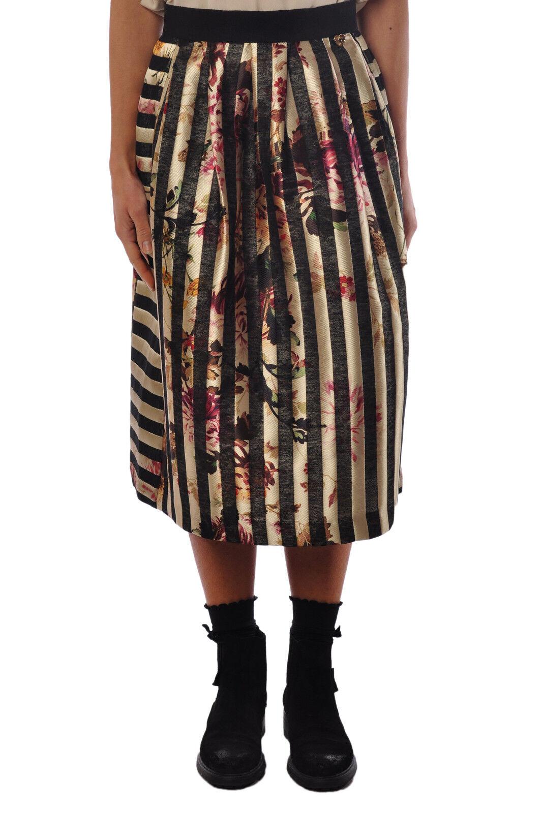 Twin Set  -  Skirts - Female - M - Fantasy - 1240126A160618