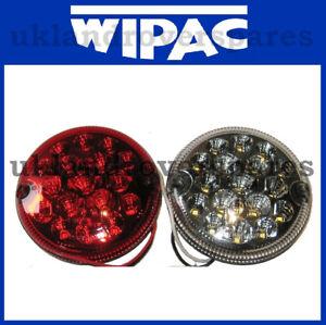 Land-Rover-Defender-Wipac-LED-Luz-de-Niebla-amp-Reverse-Lampara-Upgrade-Kit-Set-WIPAC