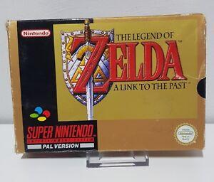 Nintendo SNES Spiel - Legend of Zelda: Link to the Past ENGLISCH mit OVP A1661
