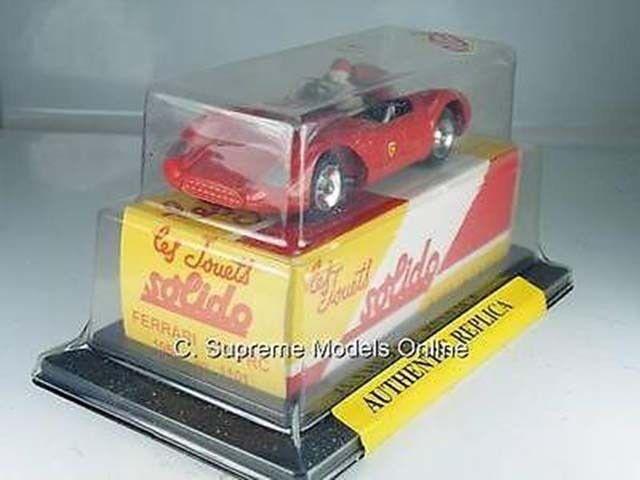 Ferrari 500 500 500 TRC 1956 Coche Modelo 1 43RD escala esquema de color rojo ejemplo T3412Z (=) 71de0a